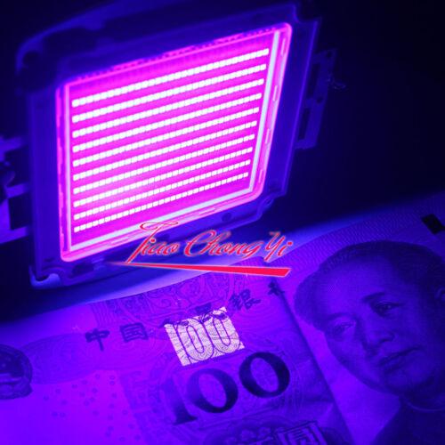 High Power LED Ultra Violet UV Purpl SMD 300W 405-410nm 45mil 32-36V 9A  1PCS