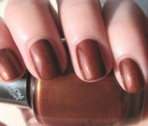 Opi Nail Polish Lacquer Enamel Varnish 6r1 Talk Of The Town Brown
