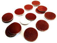 "100 Pack Velcro DA Sanding Grinding Abrasive Pad Mixed Grit Discs 2""(50mm) 8113"