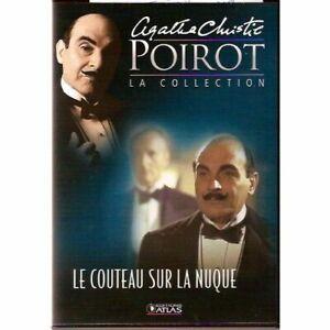 LE-COUTEAU-SUR-LA-NUQUE-DVD-Hercule-POIROT-Collection-N-13-Agatha-CHRISTIE