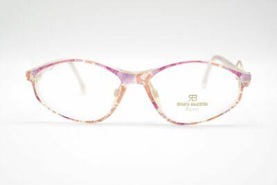 Fein Vintage Renato Balestra Rb 50 - S - Moda 56[]16 135 Rosa Transparent Brille Nos