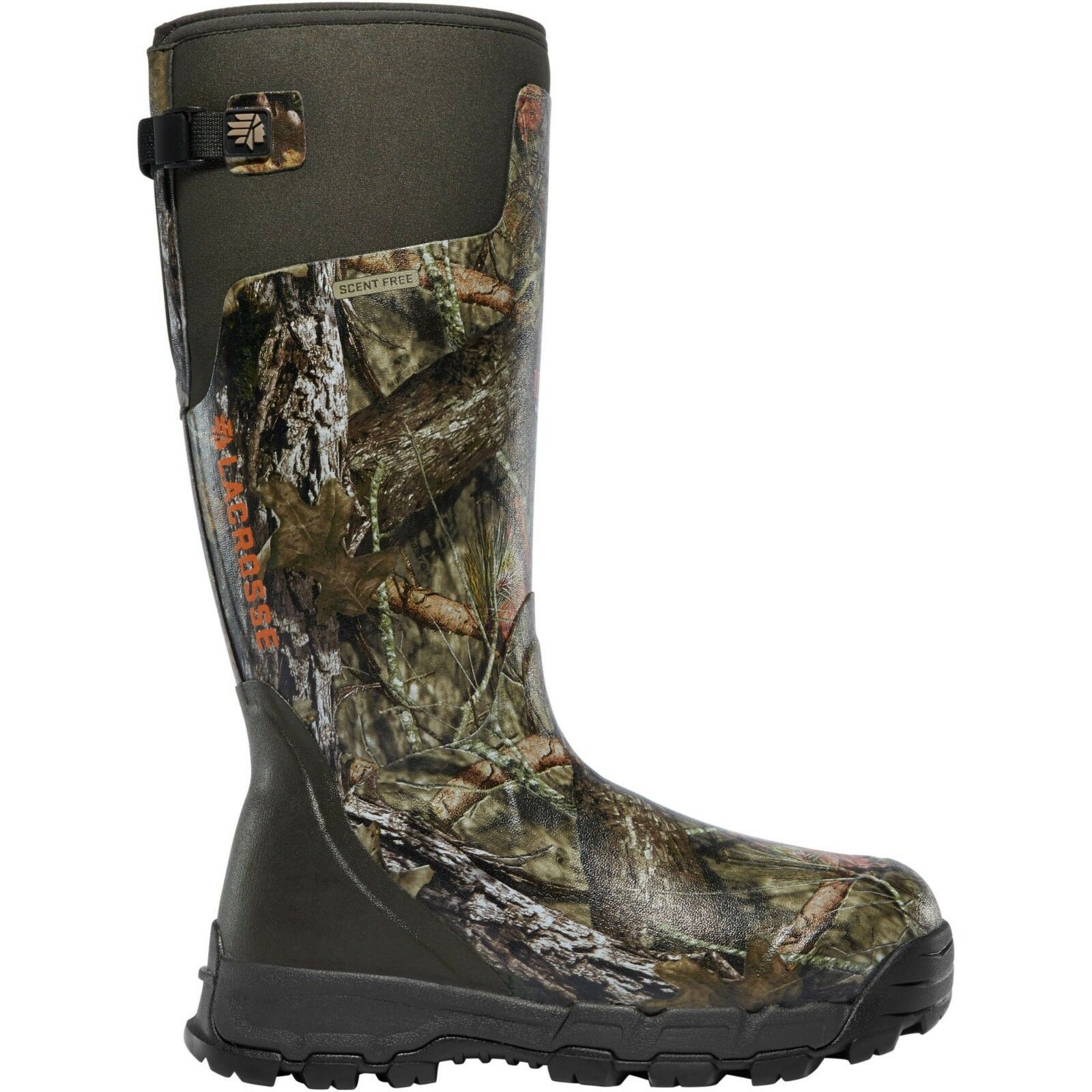 Lacrosse Men's 376029 Alphaburly Pro 18  Mossy Oak Break-Up Country 1000G Boots