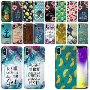 For-Apple-iPhone-XS-Max-6-5-034-Design-HARD-Protector-Back-Case-Phone-Cover