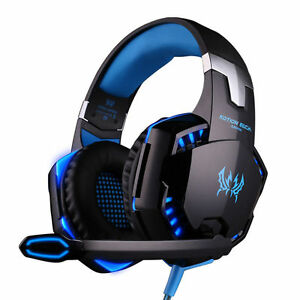 e16b99db6db HOT! 2018 EACH G2000 Gamer Gaming Headsets & Microphone Gamer Razer ...