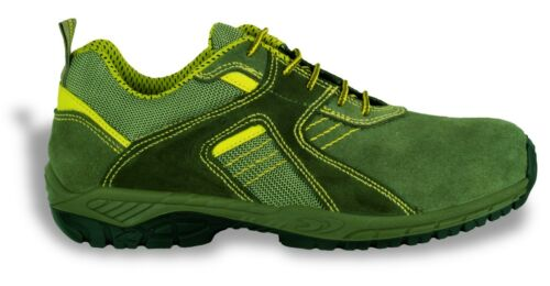 Cofra Top Spin Safety Shoes With Aluminium Toe Caps & APT Midsole