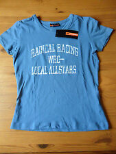 ^ KTM, genuine tagged, Girl's WRC Allstars Radical Racing T shirt, Large