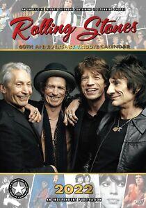 Calendrier Aubade 2022 Gratuit Calendrier Rolling Stones 2022 | eBay