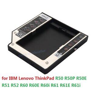 2nd-SSD-HDD-Hard-Drive-Caddy-for-Lenovo-ThinkPad-R60-R61-R60E-R60i-R61E-R61i