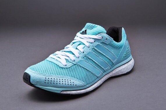 Adidas AdZero Adios Boost 2 M20480  Scarpe da donna Ghiaccio Mint  Nero  molte concessioni