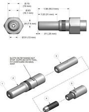 Gage Bilt 08max 752b 20 Pulling Head Installs 14 Cherrymax Style Fasteners
