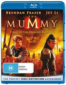 The-Mummy-Tomb-of-the-Dragon-Emperor-Blu-ray-2009-Excellent-Condition