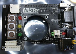 Mister FPGA IO Board v6.1 XL Newest Revision! For SNAC Genesis/SMS/FREE SNAC BL