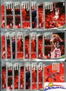 100-1998-UD-Michael-Jordan-Factory-Sealed-Sticker-Foil-Packs-MINT-w-600-Jordan