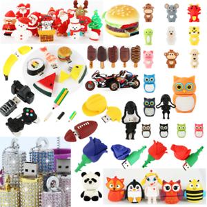 Cute-Cartoon-Gift-USB-Flash-Drive-Stick-Disk-Pen-Drive-Storage-Memory-32GB-16GB