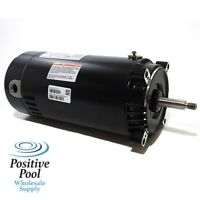 Ao Smith Century 3/4 Hp Ust1072 Hayward Replacement Round Flange Pool Motor