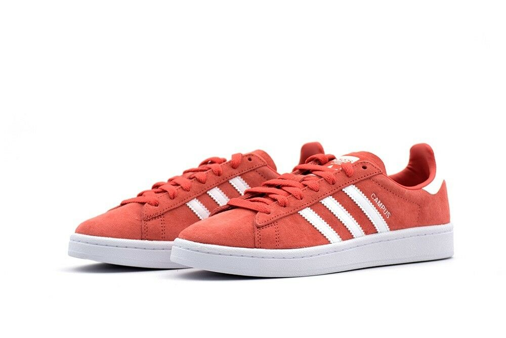 ADIDAS Originals Originals Originals brand new Sneaker CAMPUS light red size 8.5 us 42 eur 89e3b7