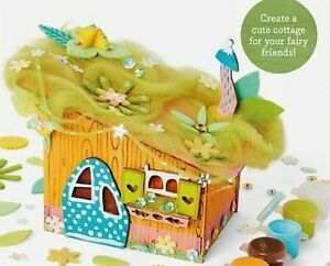 Cool Diy Craft Kit Build Your Own Wooden Fairy Cottage House Download Free Architecture Designs Philgrimeyleaguecom