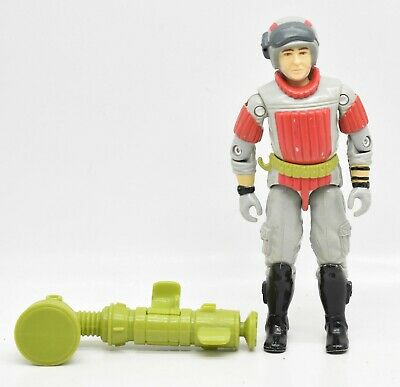 Black Major CUSTOM Starduster Figure With Accessories NF1D