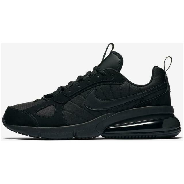 info for b6c87 c98bb Nike Air Max 270 Futura Mens Ao1569-005 Black Anthracite Running Shoes Size  12