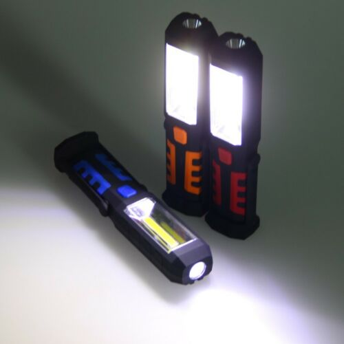 Auto KFZ Inspektionslampe AKKU Magnet LED Werkstatt lampe arbeitsleuchte USB