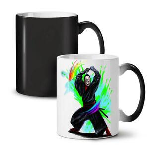 Fantasy Katana NEW Colour Changing Tea Coffee Mug 11 oz   Wellcoda