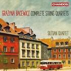 Die Streichquartette von Silesian Quartet (2016)