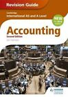 Cambridge International AS/A Level Accounting Revision Guide: Revision Guide by Michael Hillman, Ian Harrison (Paperback, 2015)