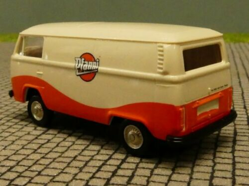 1//87 Brekina VW t2 Pfanni recuadro carro