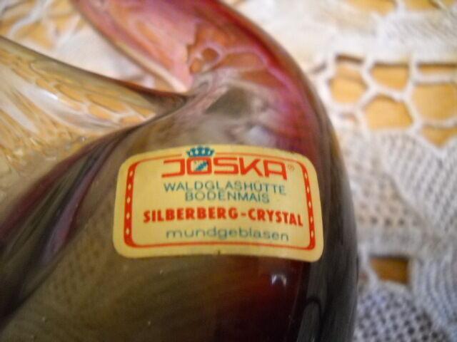 Tierfigur Joska Silberberg Chrystal Waldglashütte Gans mundgeblasen    | Deutschland Online Shop  626b1f