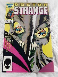 DOCTOR-STRANGE-Comic-Book-81-1987-Marvel