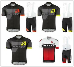 Mens-cycling-jersey-cycling-top-mens-cycling-Jersey-short-set-Muti-color-S-3XL