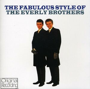 The-Everly-Brothers-Fabulous-Style-of-the-Everly-Brothers-New-CD