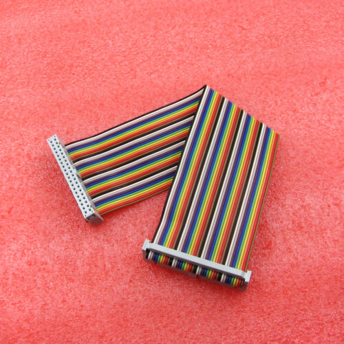 DIY GPIO Cable 40P Flat Ribbon Wire Connector For Raspberry Pi Model B//B