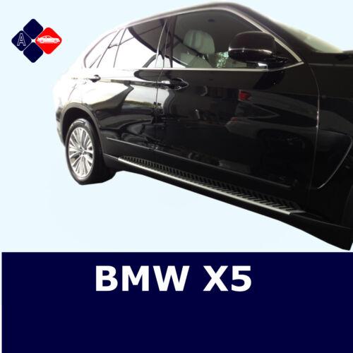 Bmw X5 F15 roce TirasPuerta ProtectoresProtección lateral Body Kit