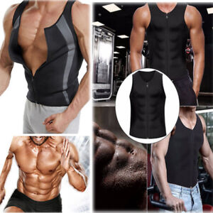 Men-New-Workout-Lose-Weight-Slimming-Sweat-Vest-Shaper-Muscle-Training-Tank-Top