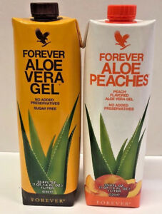 forever living aloe vera