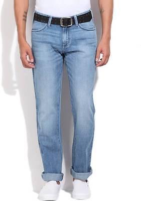 Wrangler Millard Fit Mens Blue Jeans  (Flat 50% OFF)-87T