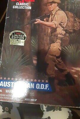 GI Joe 12 Australian ODF Classic Collection Action Figure