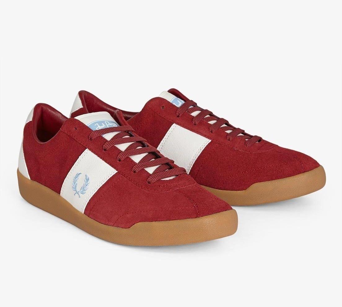 Frosso Perry Stockport in pelle scamosciata fp'82 uomo scarpe scarpe scarpe da ginnastica b6263-106 4cceca