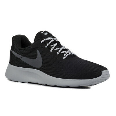 Nike Tanjun AR1941 005 Herren Schuhe Sneakers Trainers Schwarz Dunkel Grau | eBay