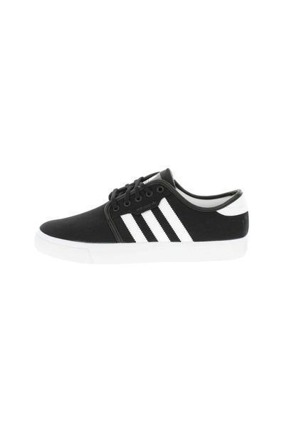 Adidas SEELEY noir blanc G66636 (235) Skateboarding hommes Chaussures