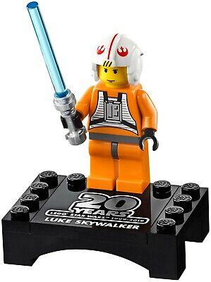 LEGO Star Wars Luke Skywalker 20th Anniversary 75258 Brand New