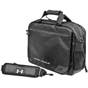 4bf13cf1884 Image is loading Under-Armour-Large-Laptop-Coach-039-s-Briefcase-