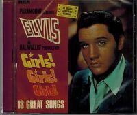 Elvis Presley - Girls Girls Girls - Sealed Cd
