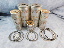 M35A2 FILTER KIT *NAPA GOLD* W/CORRECT GASKETS FOR MULTI FUEL LD-465/LDT-465