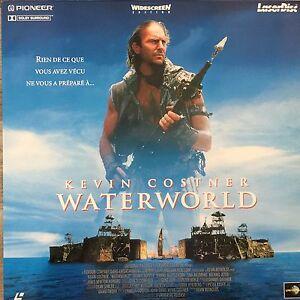 LASERDISC-WATERWORLD-PAL-VF-WS-KEVON-COSTNER