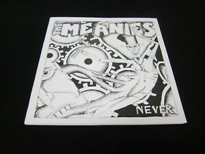 The-Meanies-Never-Yellow-7-034-70-100-Near-Mint-Superb