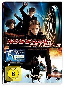 Mission: Possible - Diese Kids sind nicht zu fassen! von ... | DVD | Zustand gut