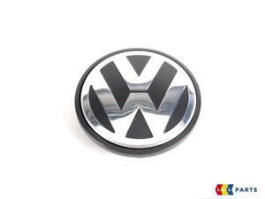 NEW GENUINE VW TRANSPORTER TOUAREG ALLOY WHEEL CENTER HUB CAP LOGO 70MM