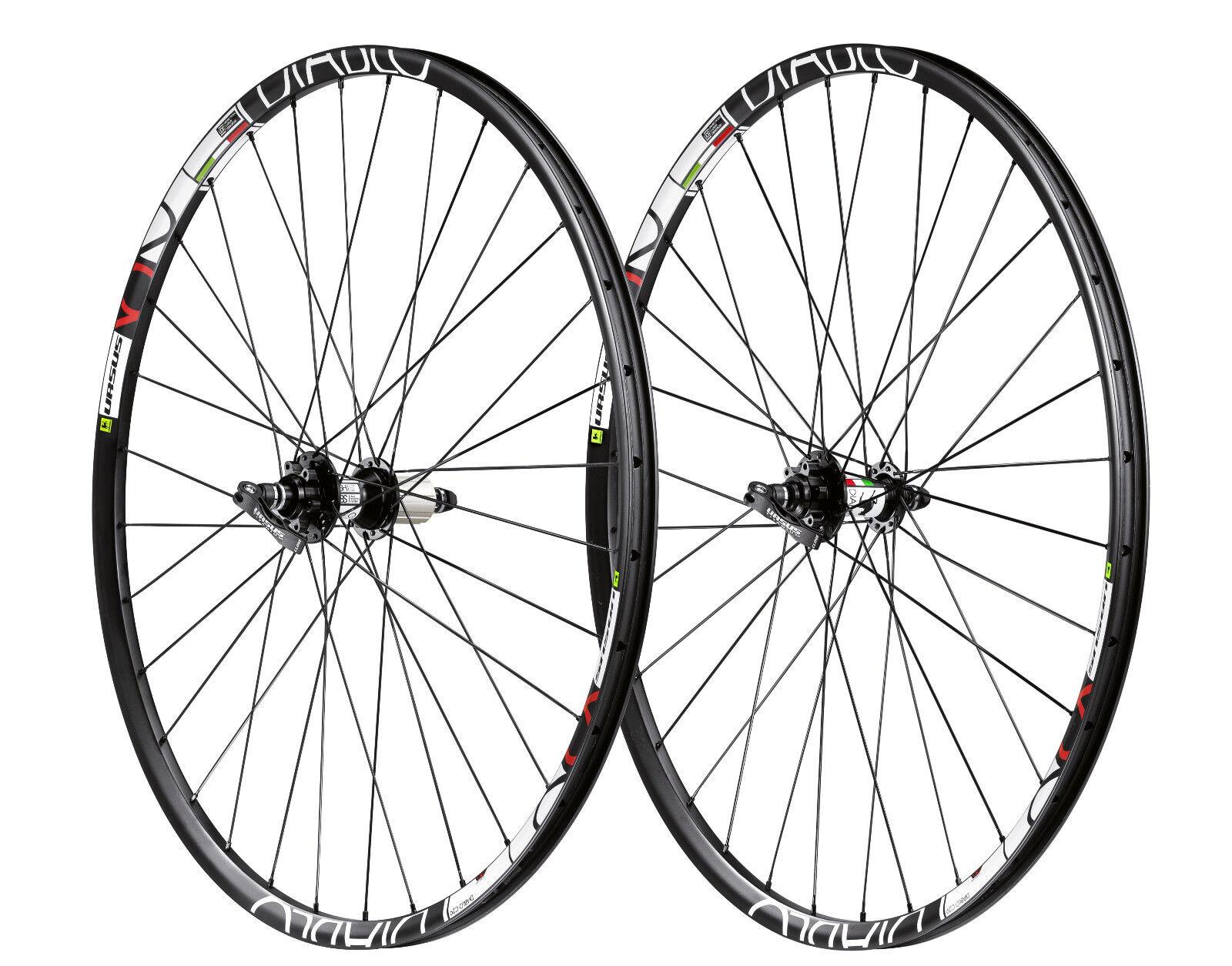Ursus diablo MTB 29  High End carbon ruedas, peso 1475g